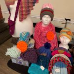Creators of Craft Tewkesbury Amanda ColCreators of Craft Tewkesbury Amanda Colbourne Wooly Hatsbourne Knitting