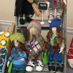 Creators of Craft Crafts Tewkesbury Carol Lane Doll Figure Makers