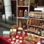 Creators of Craft Tewkesbury Clare Griffiths Wooden Ornaments Keepsakes 3