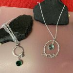 Creators of Craft Tewkesbury Emma Edwards Silversmith Jeweller Necklaces