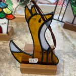 Creators of Craft Tewkesbury Hirmoi Richard Wyke Stained Glass Fox