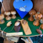Creators of Craft Tewkesbury Crafter Jane Mckay Mouse Door Stop