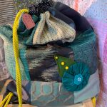 Creators of Craft Tewkesbury Crafter Jo Madden Sewing Textiles Bag