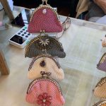 Creators of Craft Tewkesbury Crafter Mia Van Den Burgh Crochet Purse