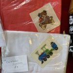 Creators of Craft Tewkesbury Rose Kilmister Needlcraft Cloths