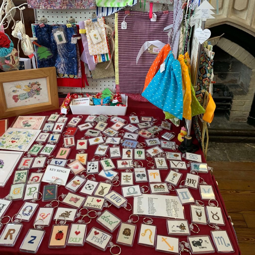 Creators of Craft Tewkesbury Rose Kilmister Needlecraft