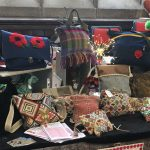 Creators of Craft Tewkesbury Crafter Susan Davies Bags