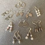 Creators of Craft Tewkesbury Crafter Tracy Atton Goodies Jewellery Earrings